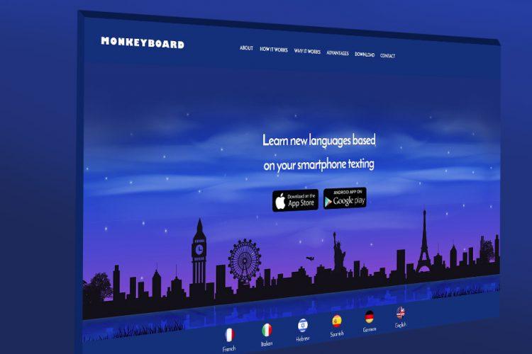 MonkeyBoard | אפליקציה